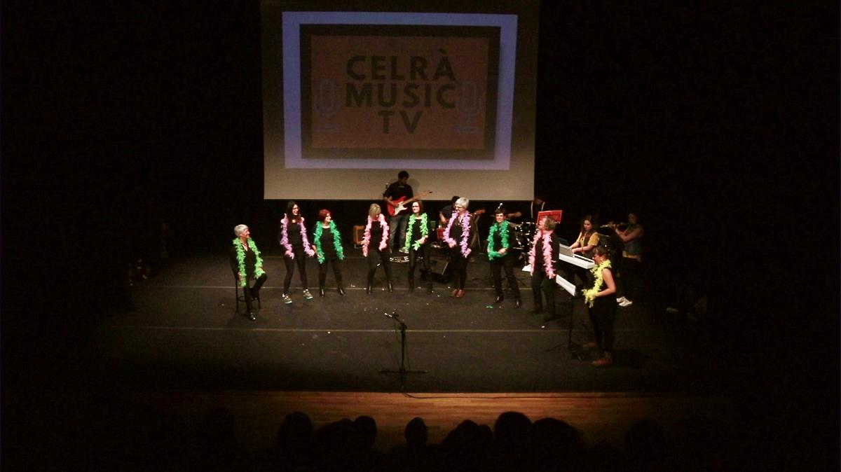 celra music tv32